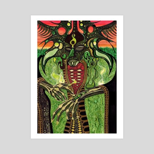 Sorcerer II by X E L A  S O M A