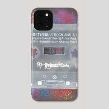 Artifacts - Side B. 631 - Phone Case by Justin Cownden