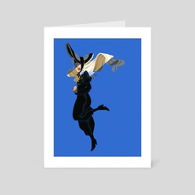 Airi Descending - Art Card by Lopking