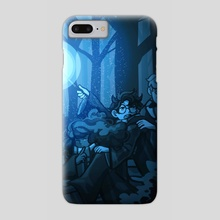 Up To No Good - Phone Case by Ark Revner
