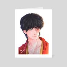 Prince Zuko - Art Card by illustmomo