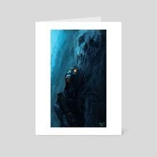 Awaken - Art Card by Brian Jacksøn