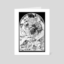 Graphics 004 - Art Card by Murat Alimov