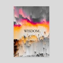 Wisdom - Canvas by 1X NewArt