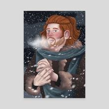 Caleb Widogast - Canvas by Frog