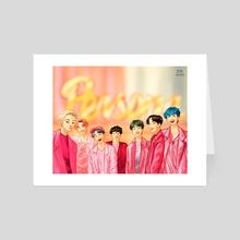 bts - Art Card by em