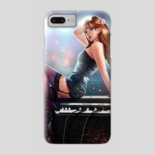 Popstar - Phone Case by Murilo Miranda