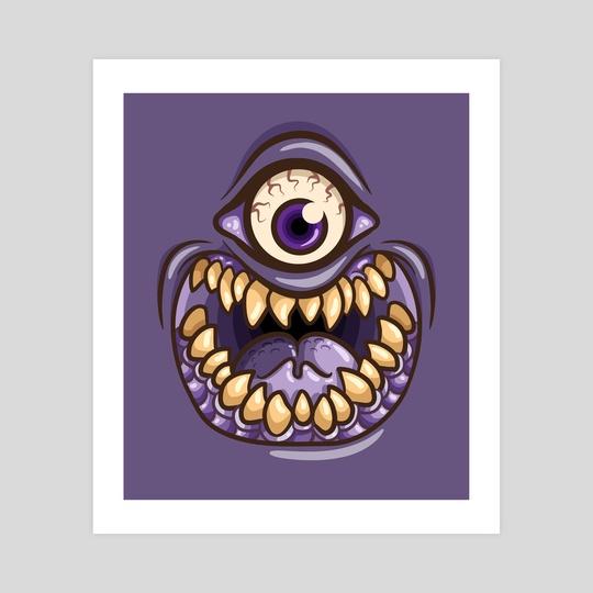 Purple People Eater by Jennifer Smith