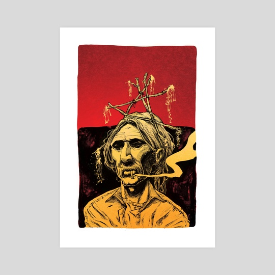 True Detective: Rust Cohle by Timothy Weaver
