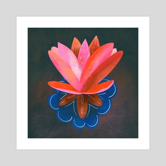 Lotus by Debbie Sajnani