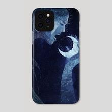 Goddess of Night - Phone Case by Micaela Dawn