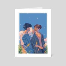 scenery - Art Card by ada