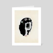 VOID: Libra - Art Card by Morti Leigh