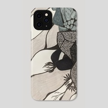 Mountain Side  - Phone Case by Star Fractals