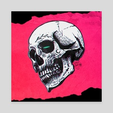 Ihavenoideahowtocallthisone v1 - Canvas by Tony Kei