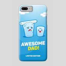 Awesome Dad! - Phone Case by Imagi  Factory