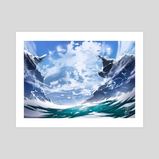 Clouds & cold by Juan Carlos Guzmán