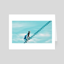 truman - Art Card by Phuong Nguyen