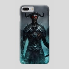 The Army of Death - Phone Case by Ali roku