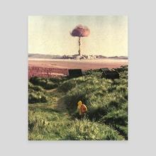 FIELD TRIP - Canvas by Smokinggurb