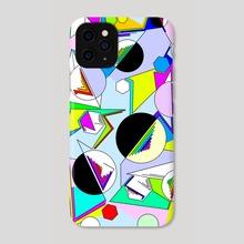 Jounce - Phone Case by Alberto Carlos  Montana  © ( ͡° ʖ̯ ͡°)