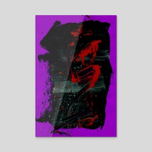 WDVMM - 0403 - Any Time Over Here - Acrylic by Wetdryvac WDV