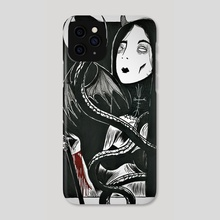 Lilith - Phone Case by Rex Muffin