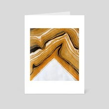 Convection Layers - Art Card by Demetrios Liollio