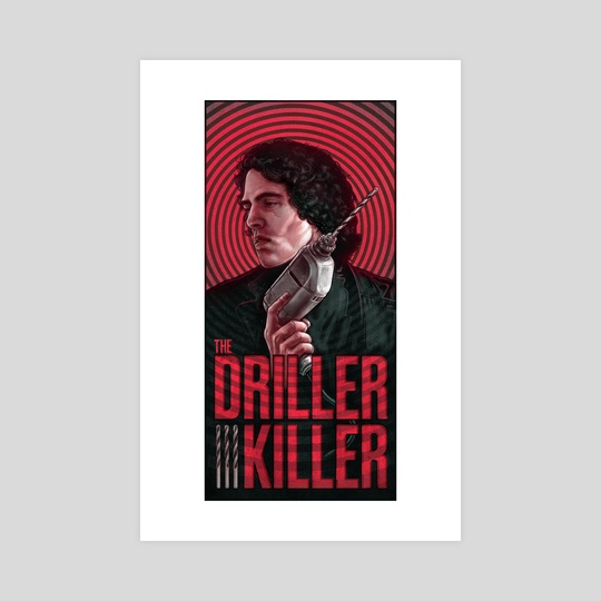 the Driller Killer by William  Hanagan