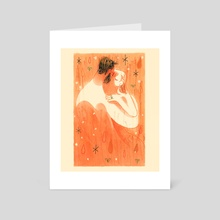 Covered - Art Card by Anaïs Marmonier