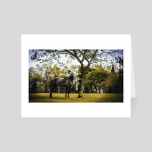 Autumn Dream - Art Card by Felipe Escosteguy