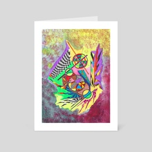 3 - Art Card by Jolos