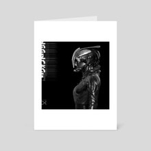 REVENANT - Art Card by ALTITXDE | Ash Cox