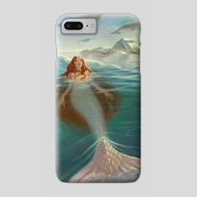 Narwhal Sky - Phone Case by John Larriva