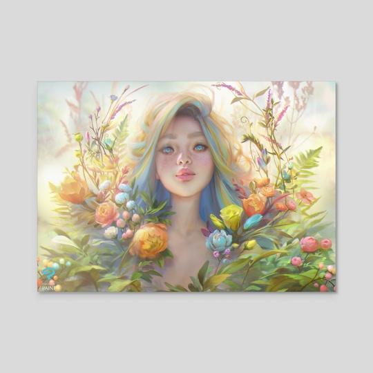 clip studio paint portrait by Viktoria Gavrilenko