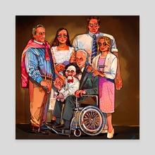 Dynasty-1 - Canvas by Jaden Kristoffersson