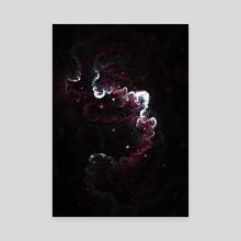 Deep Sea Coral - Canvas by Andi GreyScale