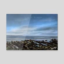 John O'Groats - Acrylic by Perspex