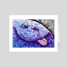 Grape Jelly - Art Card by Chris Panila