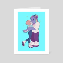 Bispearl - Art Card by candy