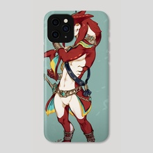 He believes in you - Phone Case by Luisa Rafidi
