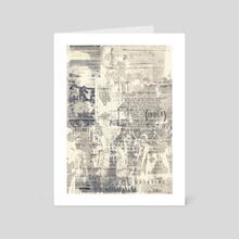 Index (TypePSTR.75) - Art Card by Flammen