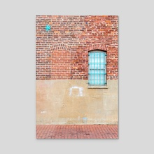 Pretty Prison - Acrylic by Alex Tonetti