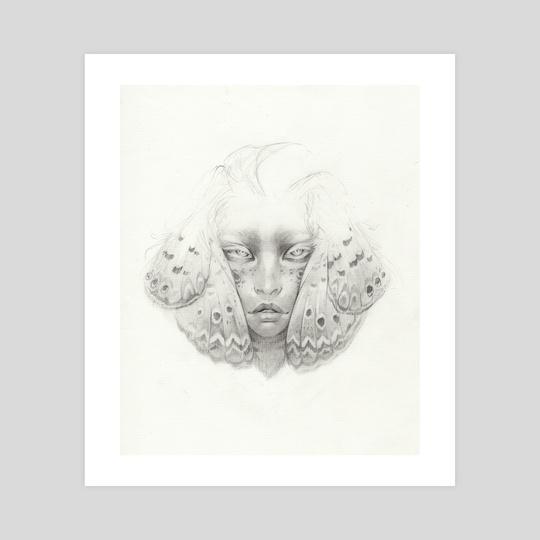 Pencil 3 by Olena Richards
