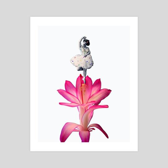 FLOWER DANCER  by Gloria Sánchez