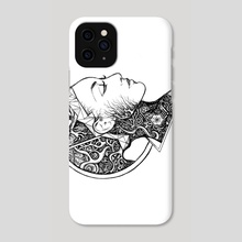 Entangled - Phone Case by MiL Et Une