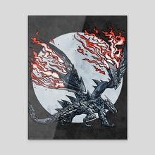 Valstrax - Acrylic by Nogg