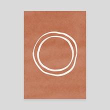 Center - Canvas by Lola Terracota