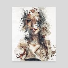 Auburn - Canvas by Romain Bonnet