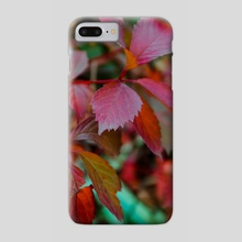 Autumn Is Here pt.3 - Phone Case by Nazar Hrabovyi